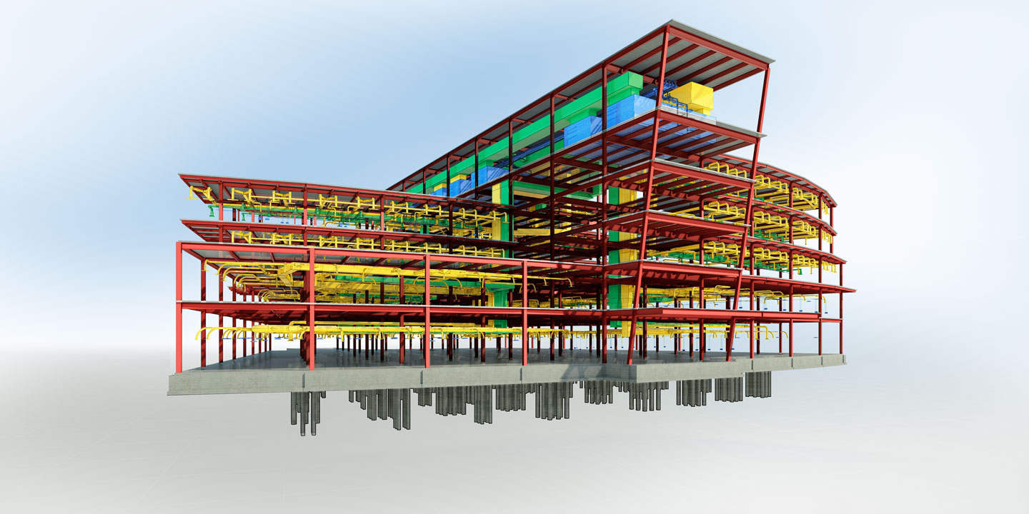 Building information modeling education program arizona for Construction info