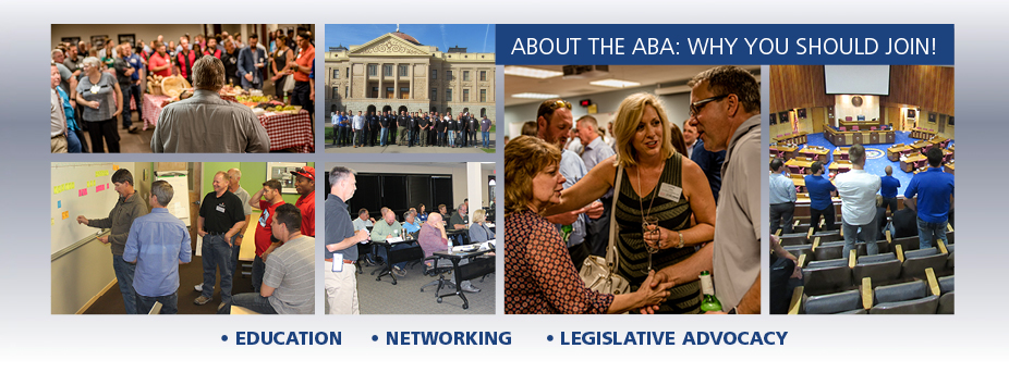 About the ABA | Arizona Builders Alliance